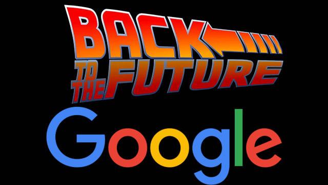 volviendo con google