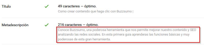 description - buzzsumo