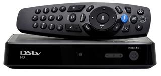 DSTV HD 5 Decoder