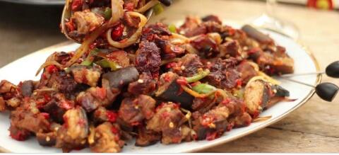 Nigerian Delicacies