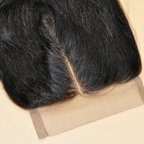 unprocessed Body Wave lace closure