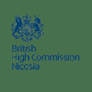 British High Commission sponsor logo