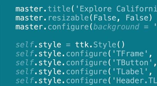 HackSource | Python GUI Development with Tkinter | Learn Python