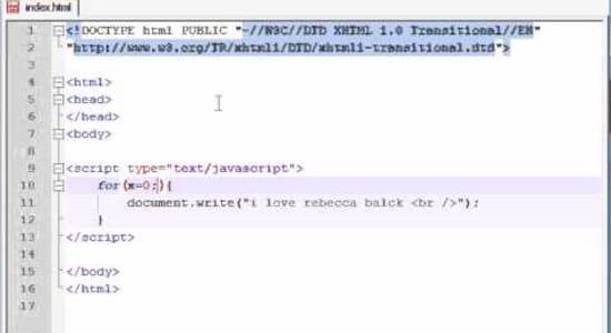 Index Of Udemy Javascript
