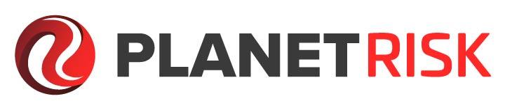 Planet risk logo