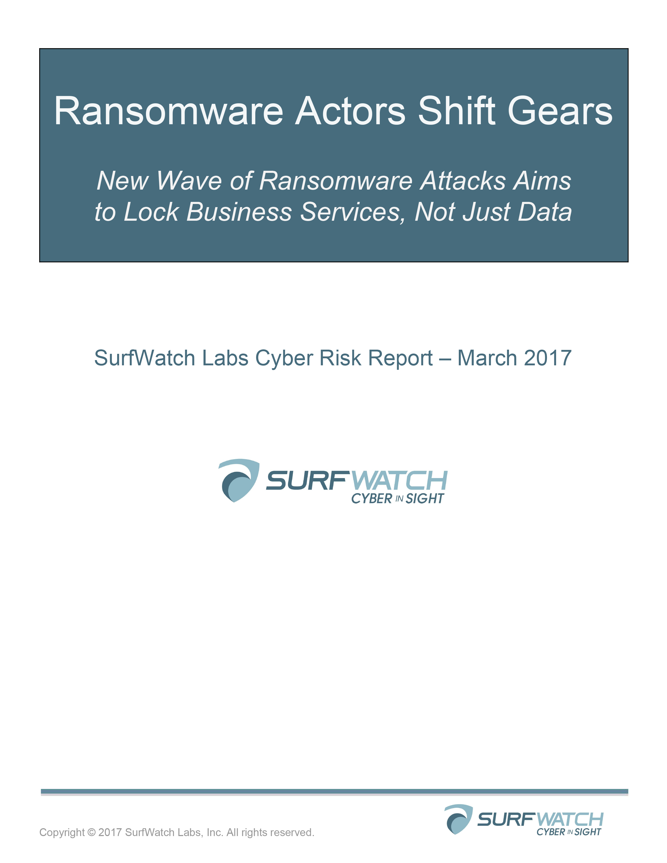 Ransomware report   march 2017 thumbnail