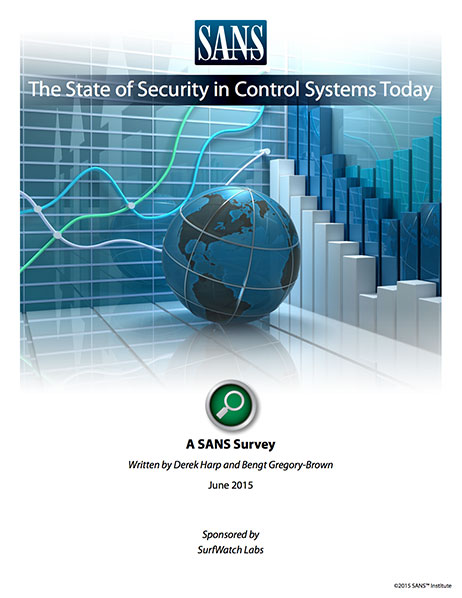 Sans state of security in control systems 462w