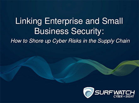 Linking enterprise and small business security 442w