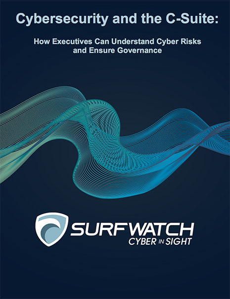 Cybersecurity and the csuite 465w