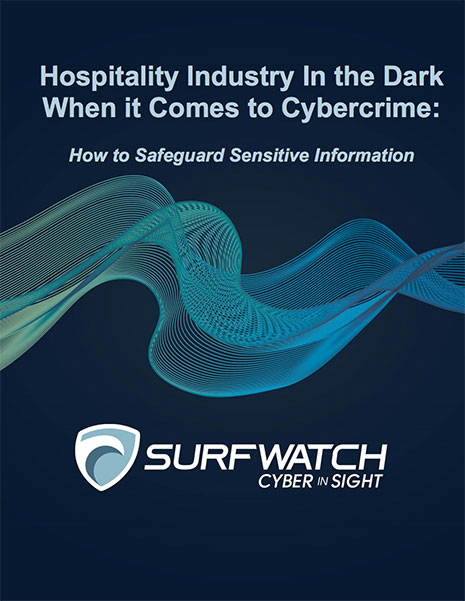 Hospitality industry in the dark 465w