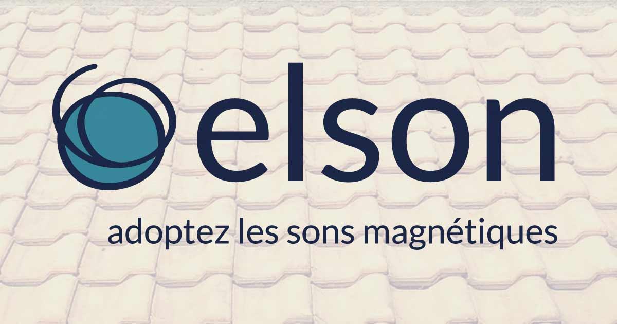 Elson - Adoptez les sons magnétiques