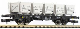 FLEISCHMANN 823101 Behältertragwagen | DB | Spur N online kaufen