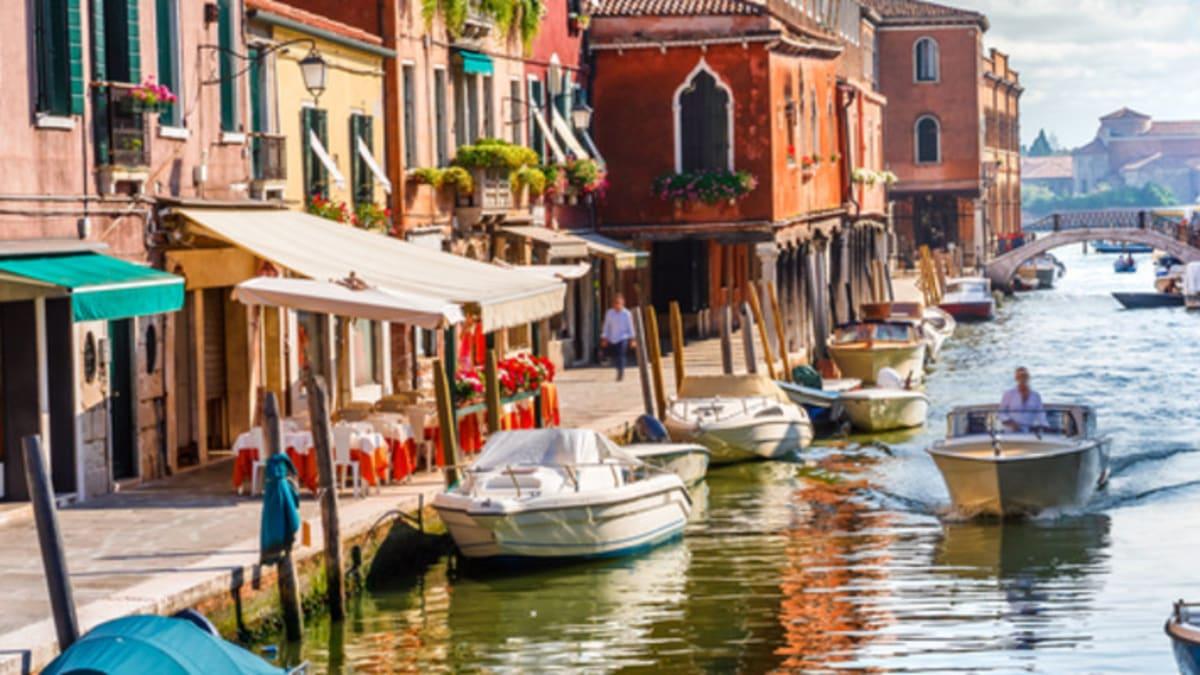 Pakej Percutian ke Venice Bersama Tripfez