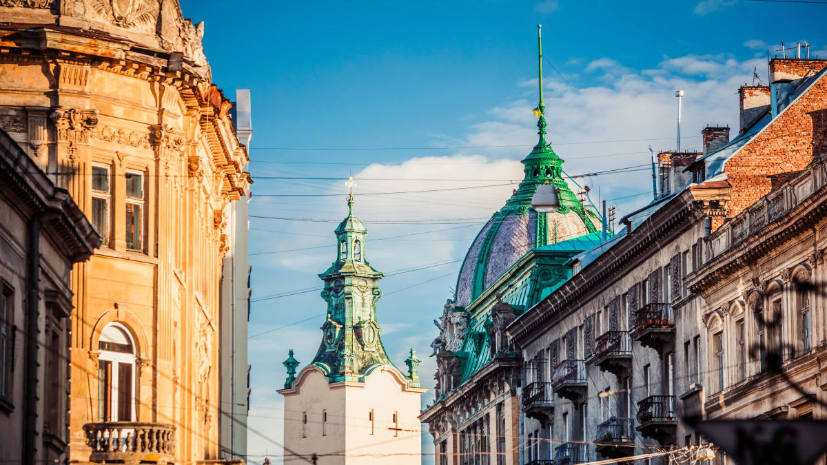 Pakej Percutian ke Lviv Bersama Tripfez