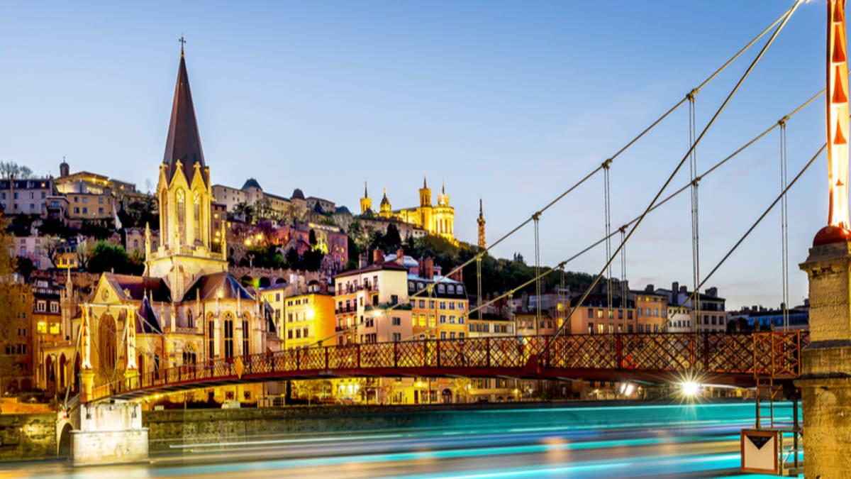 Pakej Percutian ke Lyon Bersama Tripfez