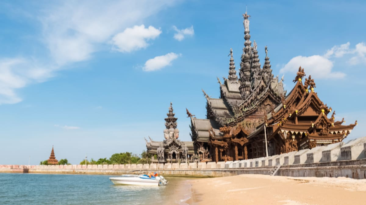 Pattaya Tour Packages & Holidays With Tripfez