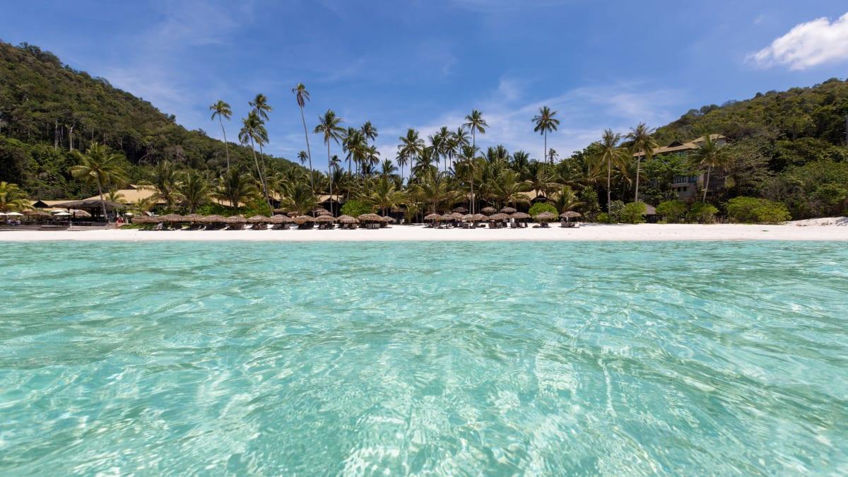 Pakej Percutian ke Pulau Redang Bersama Tripfez
