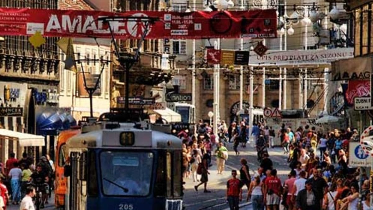 Pakej Percutian ke Zagreb Bersama Tripfez