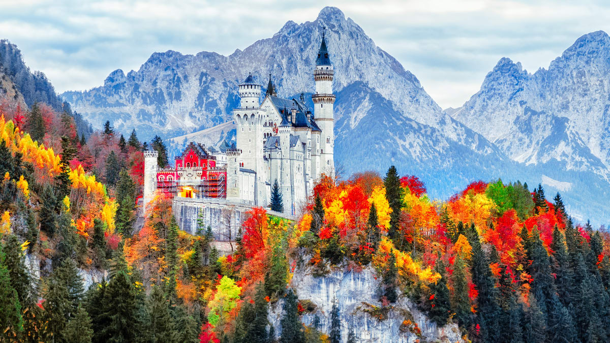 Pakej Percutian ke Germany Bersama Tripfez