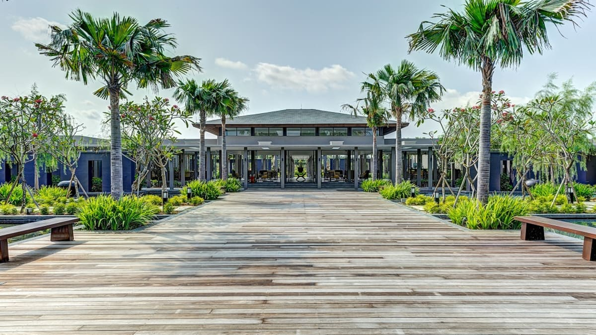 Gambang @ Mangala Resort (Free and easy) Bersama Tripfez