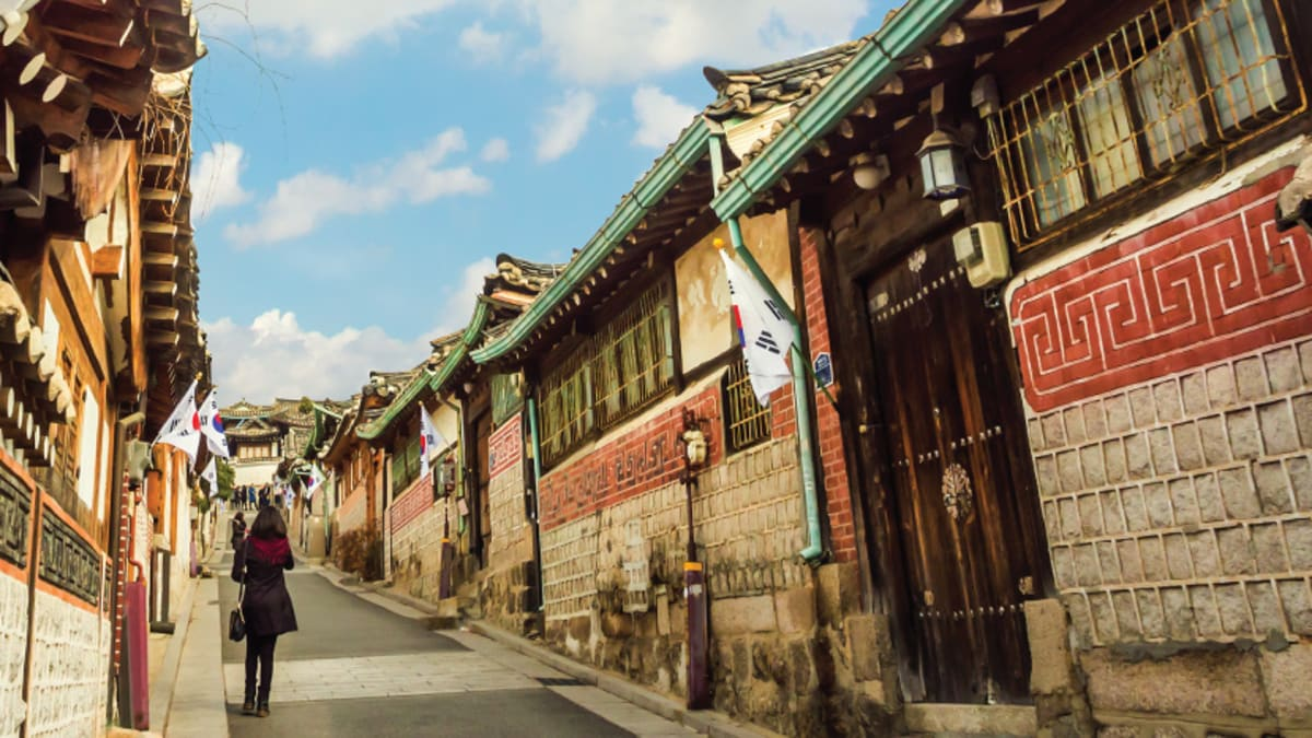 Korea (Musim Bunga) Bersama Tripfez