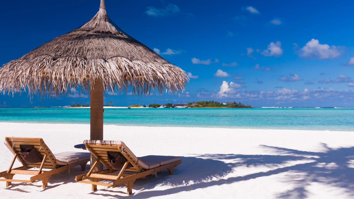 Terokai Maldives (Free & Easy)  Bersama Tripfez