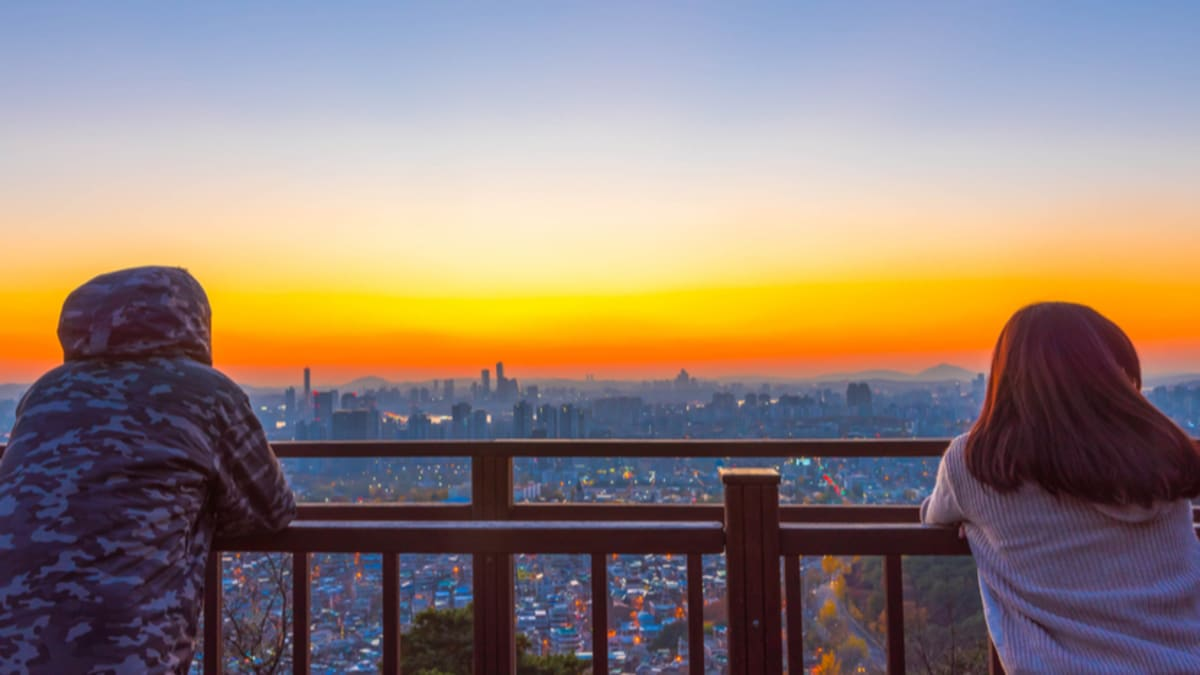 Bulan Madu Seoul Bersama Tripfez