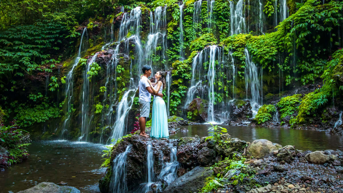 Romantika Bali Honeymoon Bersama Tripfez