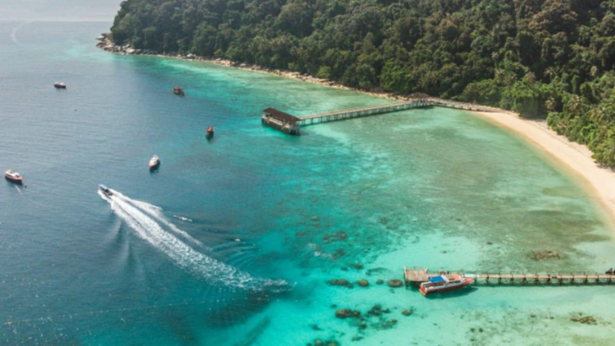 Pulau Lang Tengah Bersama Tripfez