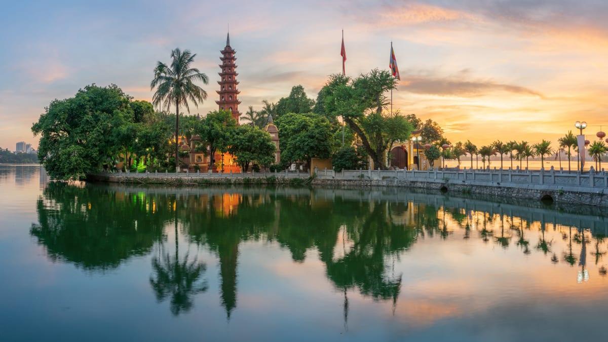 Hanoi X Ha Long Bay With Tripfez