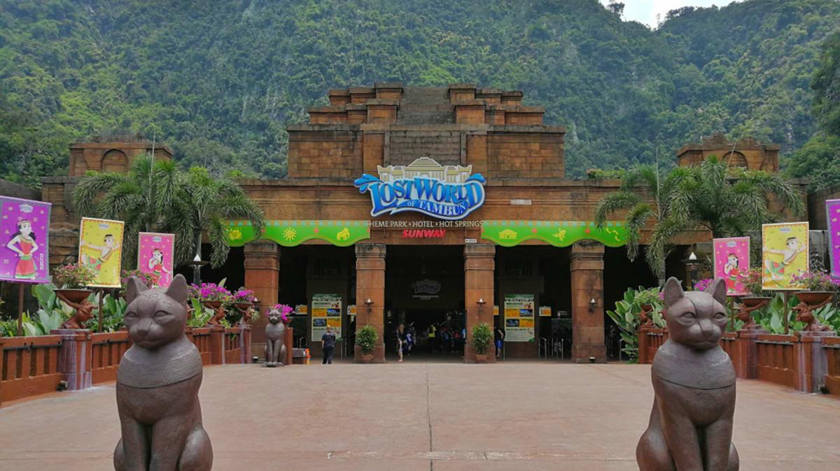 Lost World of Tambun Bersama Tripfez