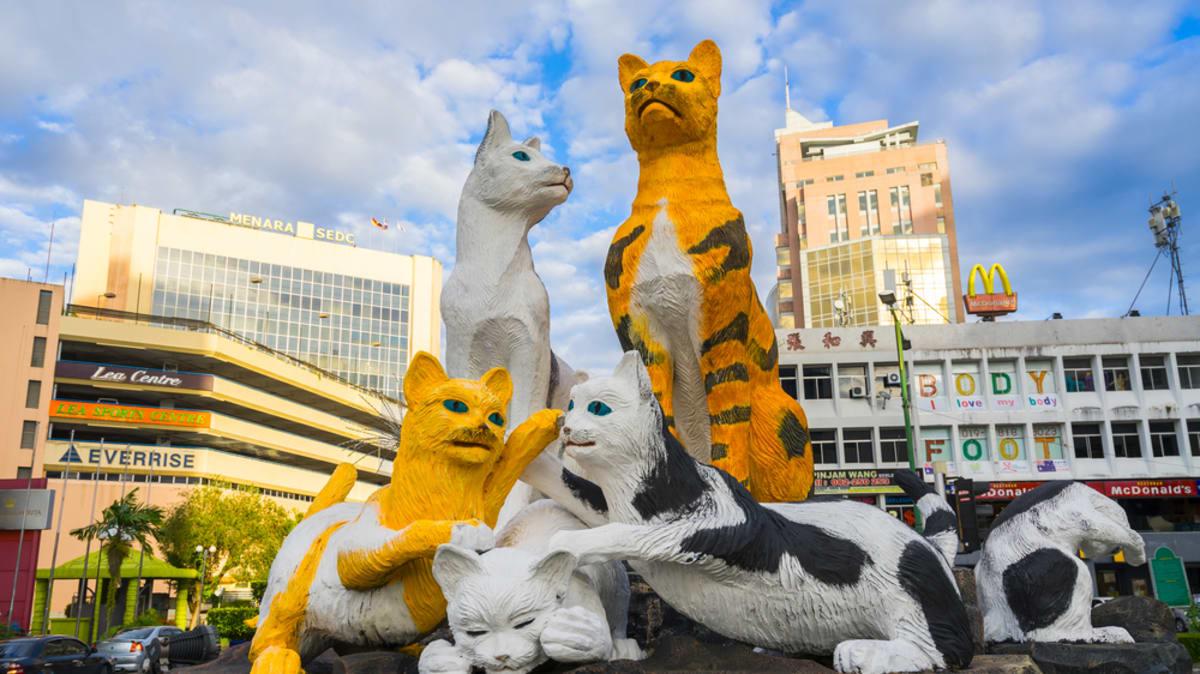 Pakej Percutian ke Kuching Bersama Tripfez