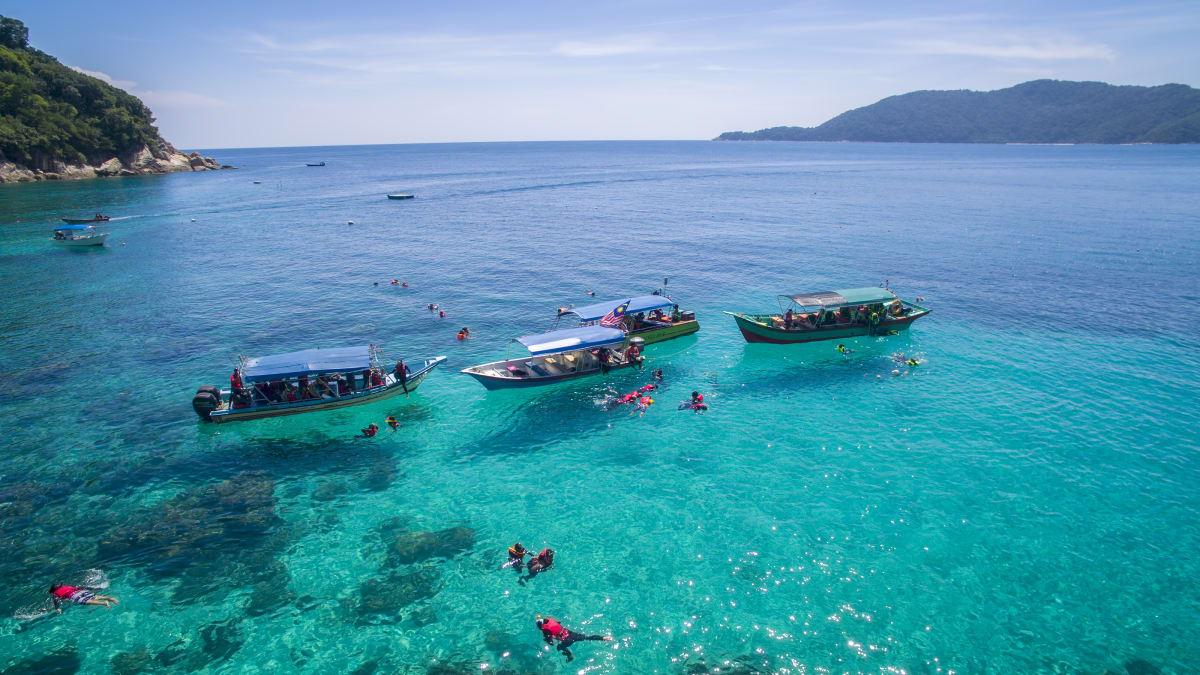 Pulau Perhentian Yang Menyeronokkan Bersama Tripfez