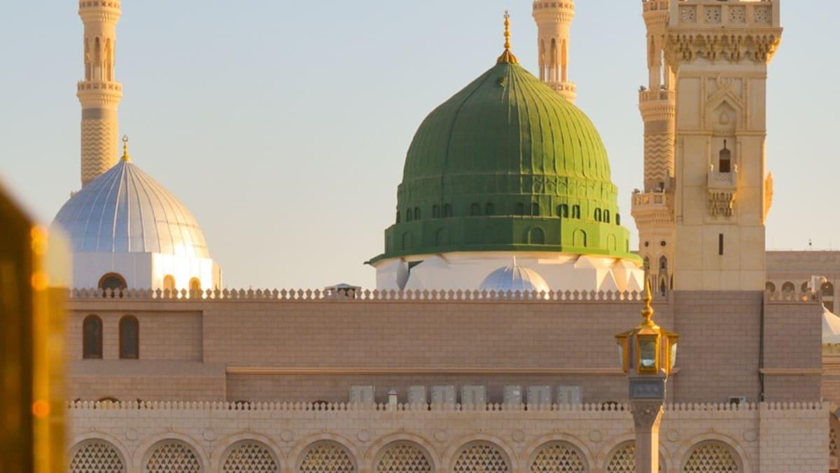 Umrah November: Madinah → Mekah Bersama Tripfez