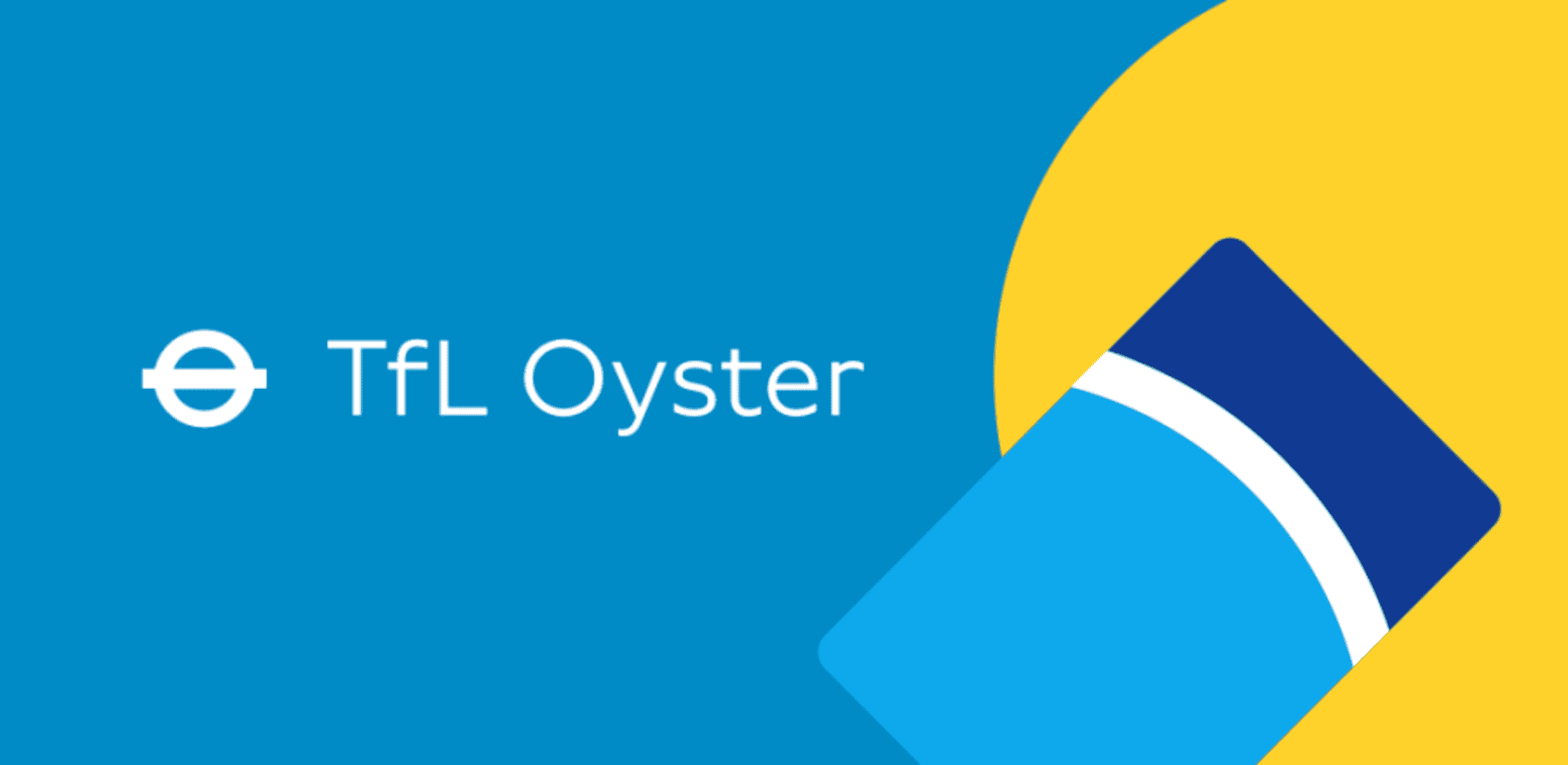 App of the Week #3: TFL Oyster