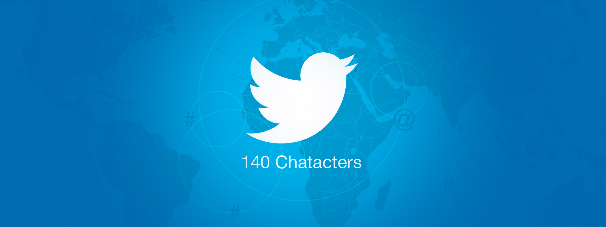 It only takes 140 characters, to tweet all over the world | HWG