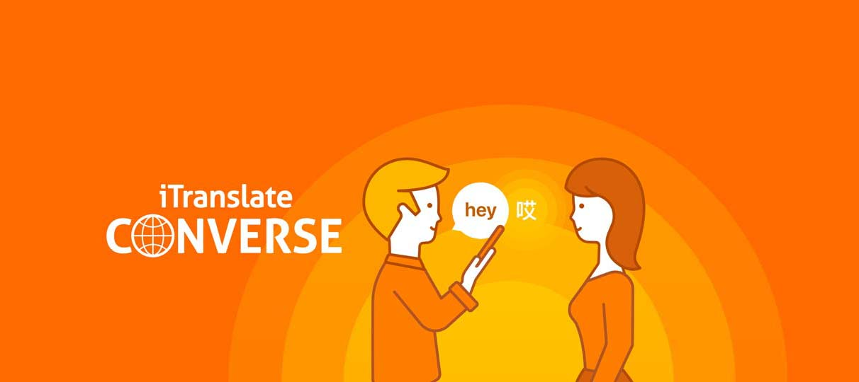 App of the Week: iTranslate Converse