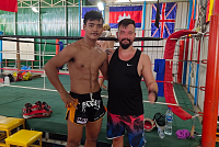 MMA Titanic to Train Boxing in Siem...