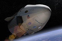 SpaceX's first astronaut mission...
