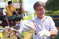 Veterinary Officers Deter Over 600...