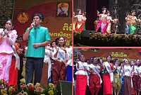 The 5th Universal Khmer Song Contest...