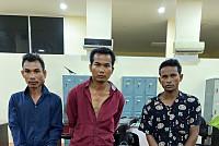 3 Murder Suspected in Police...