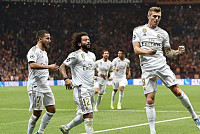 Real Madrid reach first victory at...