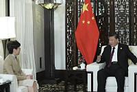Xi Jinping expressed strong...