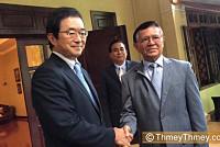 Kem Sokha to Meet Japanese Embassy...