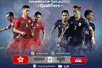 World Cup qualifier 2022: Cambodia to...