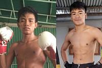 Ho Kim Kim kicks up the fight against...