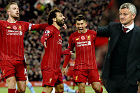 Solskjaer believes Liverpool are not...