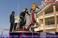 Phnom Penh's Fire, Rescue and Rescue...