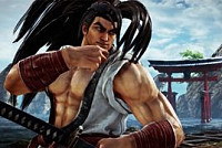 SoulCalibur VI showcases Samurai...